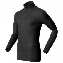Odlo - Shirt L/S Turtle Neck 1/2 Zip Warm - Manches longues
