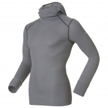 Odlo - Shirt L/S With Facemask Warm - Manches longues