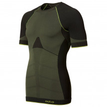 Odlo - Shirt S/S Crew Neck Evolution Warm Green
