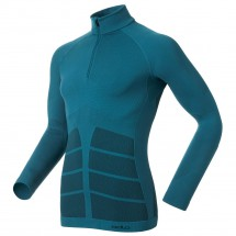 Odlo - Shirt L/S 1/2 Zip Evolution Warm - Manches longues