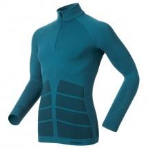 Odlo - Shirt L/S 1/2 Zip Evolution Warm - Long-sleeve