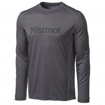 Marmot - Windridge with Graphic LS - Tekokuitualusvaatteet