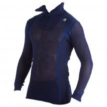 Aclima - CN Polo w/Zip - Synthetic underwear