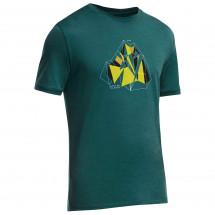 Icebreaker - Tech T Lite SS Alpine Ridge - T-Shirt