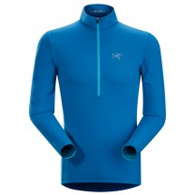 Arc'teryx - Morphic Zip Neck LS - Long-sleeve