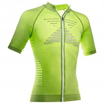 X-Bionic - Effektor Biking Powershirt S/S Full Zip - T-shirt