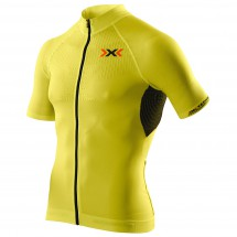 X-Bionic - The Trick Biking Shirt S/S Full Zip - T-shirt