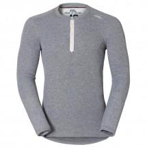 Odlo - Vallée Blanche Warm L/S Crew Neck Shirt - Leggingsit