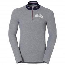 Odlo - Vallée Blanche Warm Shirt L/S Turtle Neck 1/2 Zip
