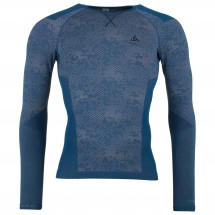 Odlo - Blackcomb Evolution Shirt L/S Crew Neck - Long-sleeve