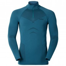 Odlo - Shirt L/S Turtle Neck 1/2 Zip Evolution