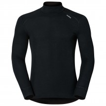 Odlo - Shirt L/S Turtle Neck Warm - Tekokuitualusvaatteet