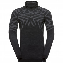 Odlo - Suw Top With Facemask L /S - Synthetic base layer