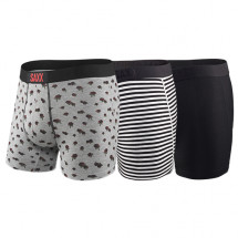 Saxx - Vibe Boxer Brief 3 Pack - Synthetic base layer