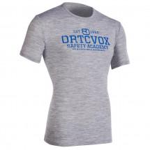 Ortovox - M 185 Short Sleeve Print - Funktionsshirt