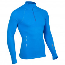 Ortovox - M Comp Long Sleeve Zip - Sportondergoed