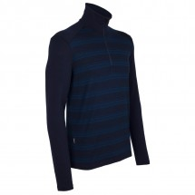 Icebreaker - Tech Top LS Half Zip - Functional long-sleeve