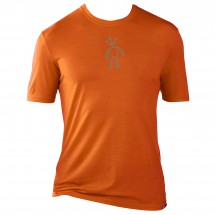 Smartwool - Short Sleeve Slim Fit Little Guy Logo Tee