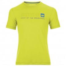 Ortovox - Merino Cool Print Voice SS - Merino underwear