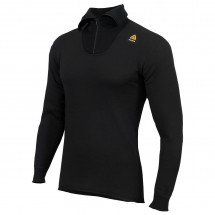 Aclima - HW Polo w/Zip - Merinounterwäsche