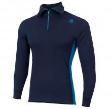 Aclima - WW Polo w/Zip - Sous-vêtements en laine mérinos