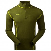 Bergans - Akeleie Half Zip - Merino base layers