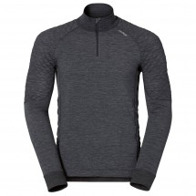Odlo - Revolution Tw X-Warm Shirt L/S Turtle Neck 1/2 Zip