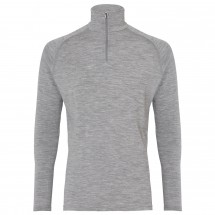 66 North - Basar Zip Neck - Merino base layer