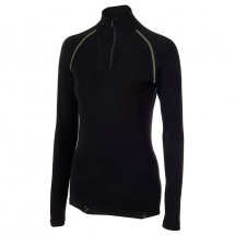 Woolpower - Zip Turtleneck Lite - Merino ondergoed
