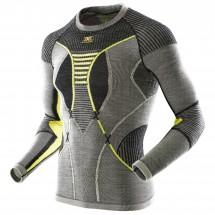 X-Bionic - Apani Merino Shirt Roundneck - Merino underwear