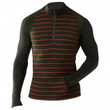 Smartwool - NTS Mid 250 Pattern Zip T - Merino base layers