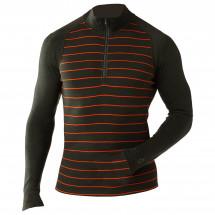 Smartwool - NTS Mid 250 Pattern Zip T - Merino underwear