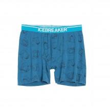 Icebreaker - Anatomica Boxers Heads Up - Merino ondergoed