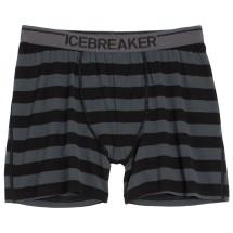 Icebreaker - Anatomica Boxers Stripe - Sous-vêtements en lai
