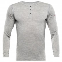 Devold - Breeze Button Shirt - Merinounterwäsche