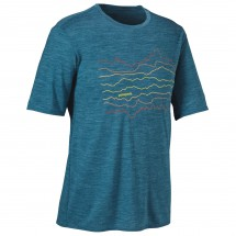 Patagonia - Merino Daily Graphic T-Shirt - Merino ondergoed