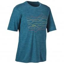 Patagonia - Merino Daily Graphic T-Shirt - Merino ondergoed