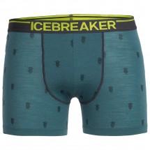 Icebreaker - Anatomica Boxers Arena - Merinovilla-alusvaatte