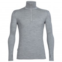 Icebreaker - Tech Top L/S Half Zip - Sous-vêtements en laine
