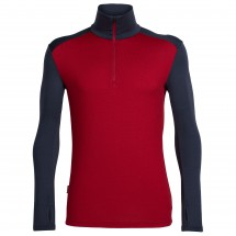 Icebreaker - Tech Top L/S Half Zip - Merino ondergoed