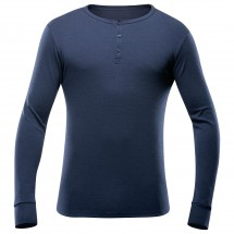 Devold - Nature Button Shirt - Merino ondergoed