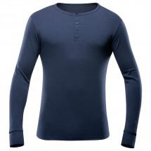 Devold - Nature Button Shirt - Merino ondergoed