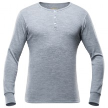 Devold - Nature Button Shirt - Merino base layer