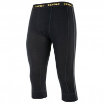 Devold - Wool Mesh Zip-Off Capri - Merino ondergoed