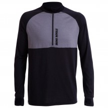 Mons Royale - Duct Tape L/S Zip - Merino underwear