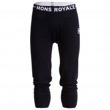 Mons Royale - Shaun-Off 3/4 Long John - Sous-vêtements en la