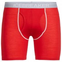 Icebreaker - Anatomica Long Boxer w/ Fly - Merinovilla-alusvaatteet