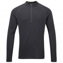 Mountain Equipment - Matrix 190 Zip T - Merino underwear