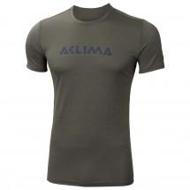 Aclima - LW T-Shirt Logo - Merino ondergoed