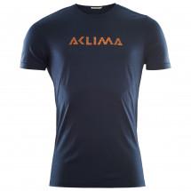 Aclima - LW T-Shirt Logo - Merinounterwäsche